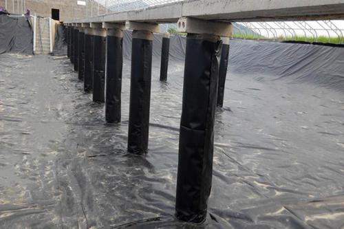 复合土工材料不同环境使用不同方法