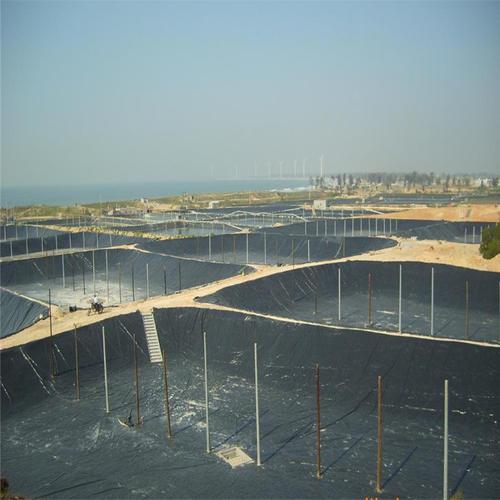 为什么污水池也用防渗土工膜?