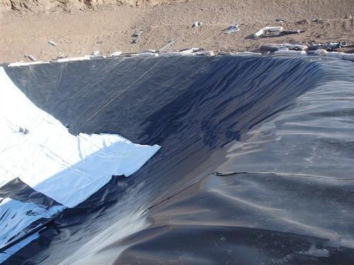 垃圾填埋场防渗膜材料的选择