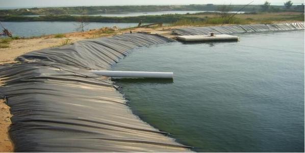 土工膜在现代化水产养殖中的应用和防渗功能