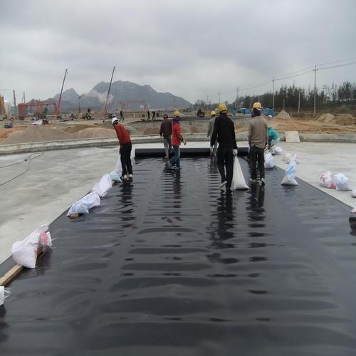 土工膜为绿色生态环境发展提供强有力的保障