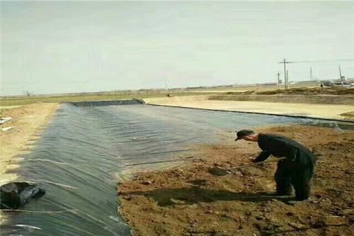 鱼塘防渗膜是土工膜的一种