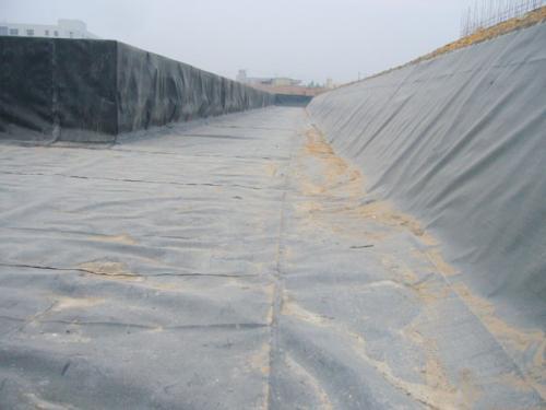 土工膜的防渗效果以及接缝处理