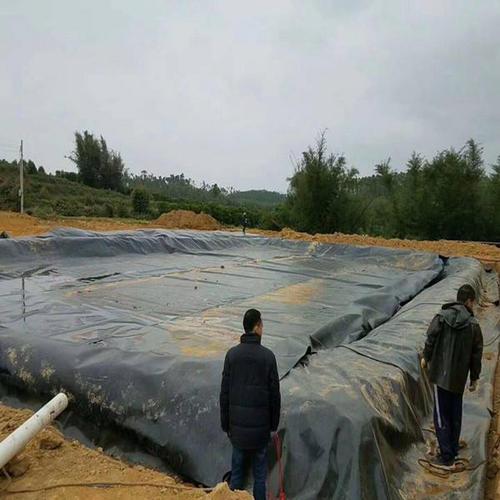 HDPE土工膜的施工要点