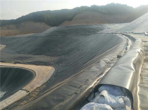 污水处理的防渗