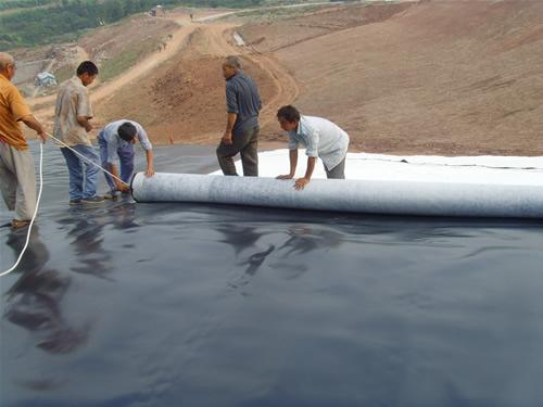 宏祥环保材料告诉您选择美国GSE土工膜的理由