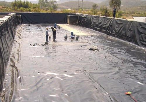 要怎样提高施工土工膜的工作效率?