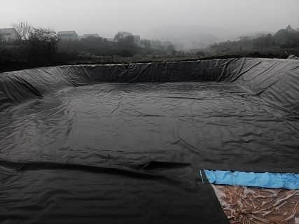 在完工后HDPE土工膜的渗漏要怎样检测