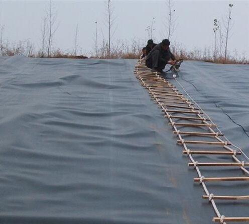 土工膜在水利工程中的优势