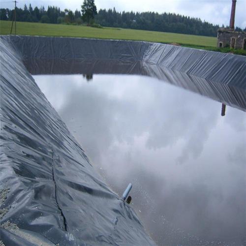 防渗土工膜高防渗系数的应用