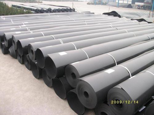 生活垃圾填埋场都采用1.5mm厚HDPE土工膜原因