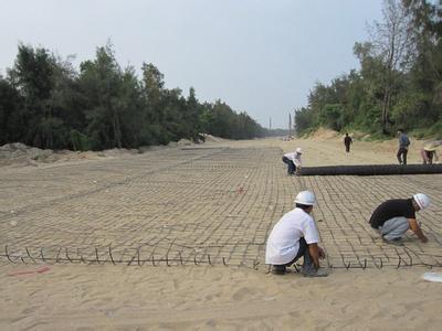 土工格栅都用在什么工程