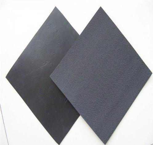 复合土工膜上层布和下层布如何处理