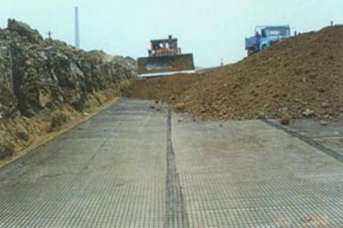 不同规格土工格栅的应用领域