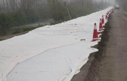 长丝土工布具有排水性能