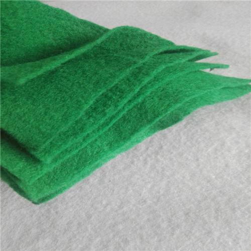 绿色防尘土工布多少钱一平方