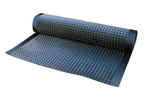 排水板的施工方法