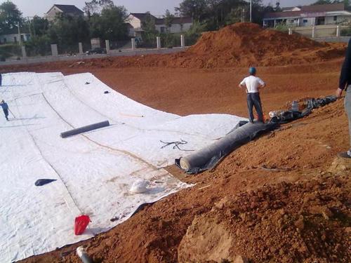 膨润土防水毯与土工膜哪种防渗效果好