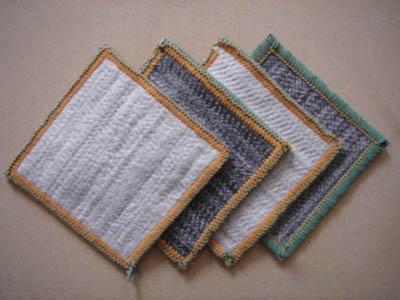 膨润土防水毯优越的防渗性能