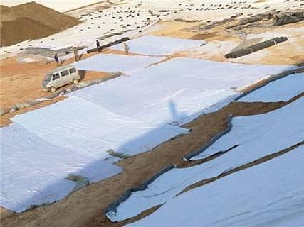 复合土工膜与防水毯的区别