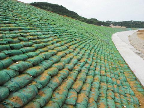 生态袋护坡及常见护坡方式浅谈