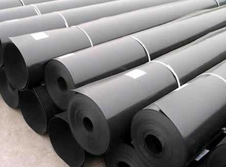 HDPE土工膜 蒸发塘防渗膜