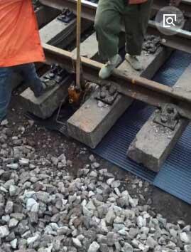 铁路用合成土工布