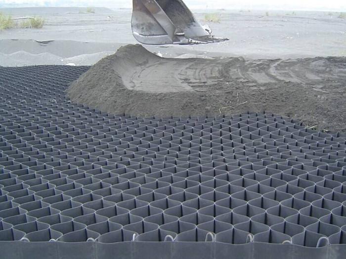 高强土工格室