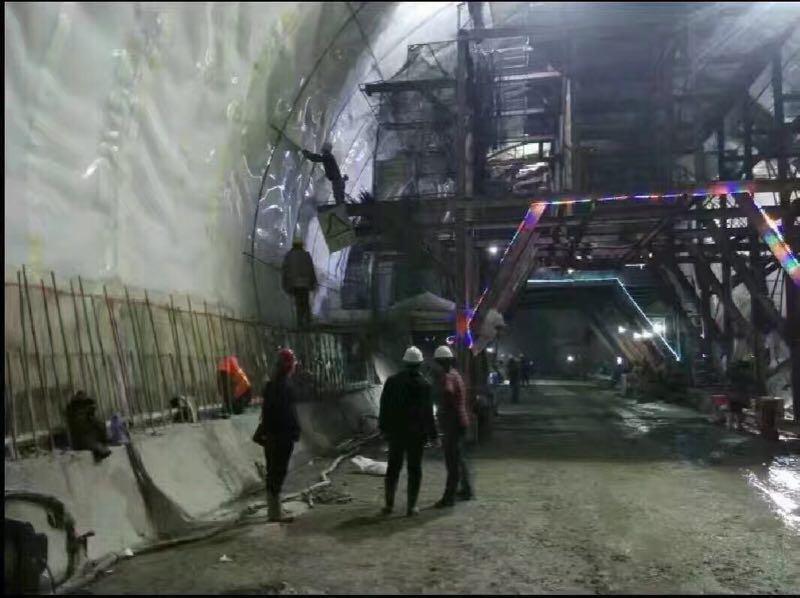 隧道防水板工程
