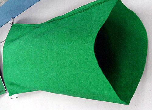 生态袋和土工布袋最大的区别是什么